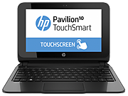 HP Pavilion 10 TouchSmart 10z Notebook PC (ENERGY STAR)