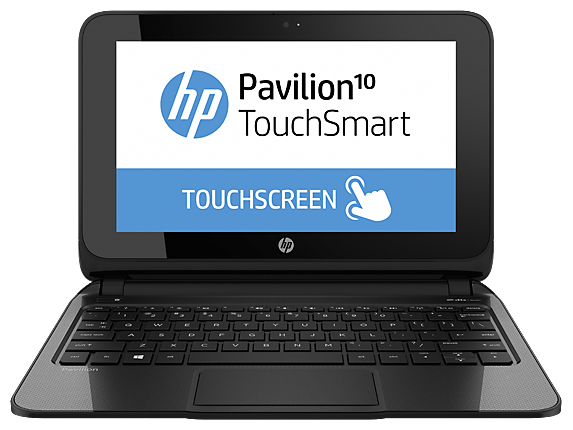 HP Pavilion 10 TouchSmart 10z-e000 Notebook PC (ENERGY STAR)
