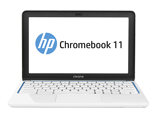 HP Chromebook 11-1101 (Made with Google)