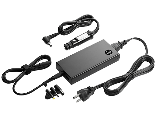 HP 90W Slim Combo with USB AC Adapter