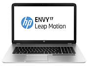HP ENVY 17t Leap Motion QE Notebook PC (ENERGY STAR)