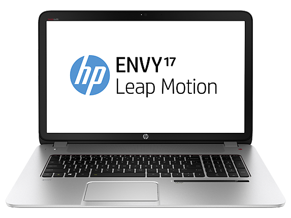 HP ENVY 17t-j100 Leap Motion QE Notebook PC (ENERGY STAR)