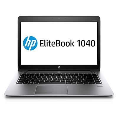 HP EliteBook Folio 1040 G2 Notebook PC - ENERGY STAR P0B85UT#ABA