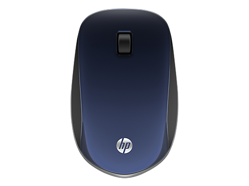 HP Z4000 Blue Wireless Mouse