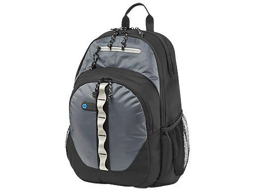 HP 15.6 Sport Black/Gray Backpack