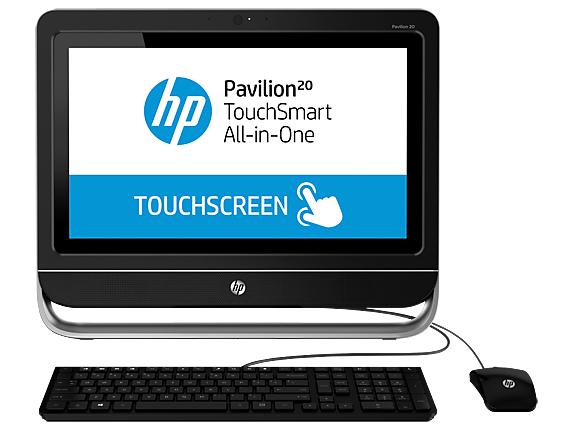 HP Pavilion 20-f430z TouchSmart All-in-One Desktop PC (ENERGY STAR)