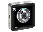 HP f150 Wireless Mini Camcorder