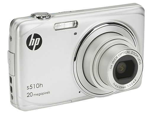 HP s510h Digital Camera