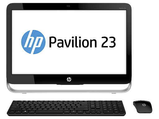 "HP Pavilion 23t 23"" Intel Quad Core i5 All-in-One Desktop"
