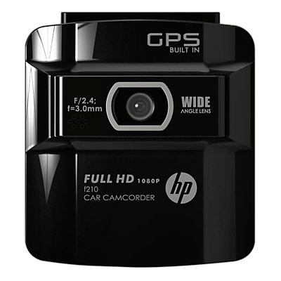 HP f210 Car Camcorder