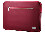 HP 15.6-inch Standard Red Sleeve
