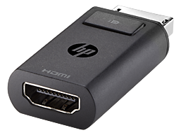 HP DisplayPort to HDMI 1.4 Adapter