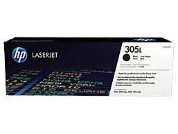 HP 305L Economy Black Original LaserJet Toner Cartridge