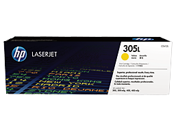 HP 305L Economy Yellow Original LaserJet Toner Cartridge