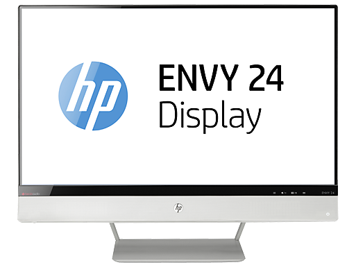 HP ENVY 24 23.8-inch IPS Monitor with Beats Audio