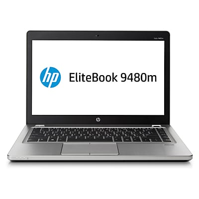 HP EliteBook Folio 9480m Notebook PC - ENERGY STAR