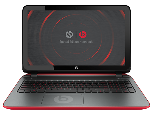 "HP Pavilion 15z Beats Special Edition 15.6"" Laptop"