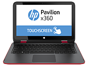 HP Pavilion x360 13z Touch Laptop