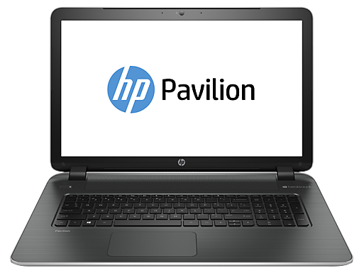 HP Pavilion - 17t Windows 7 Laptop