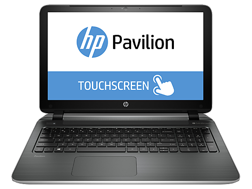 "HP Pavilion 15t Touch 15.6"" Intel Core i7 Touchscreen Laptop"