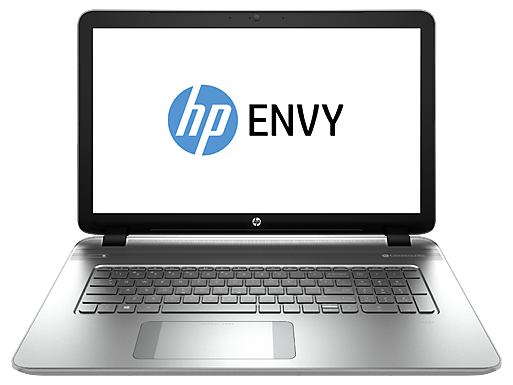 "HP ENVY 17t Touch 17.3"" Intel Quad Core i7 Laptop"