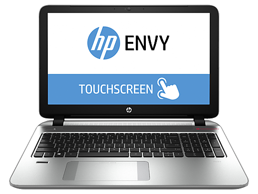 "HP ENVY 15t Touch 15.6"" Intel Quad Core i7 Touchscreen Laptop"
