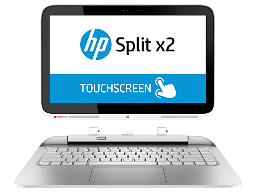 "Split x2 13.3"" Intel Core i3 2-in-1 Laptop"