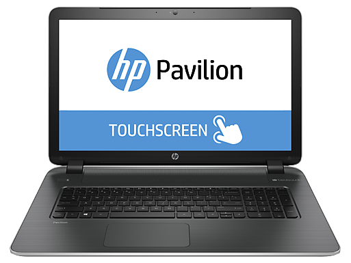 "HP Pavilion 17t Touch Best Value 17.3"" Intel Core i7 Touchscreen Laptop"