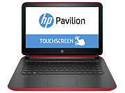 HP Pavilion - 14t Touch Laptop