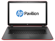 HP Pavilion - 17t Laptop