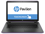 HP Pavilion - 17z Touch Laptop