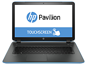 HP Pavilion - 17z Touch