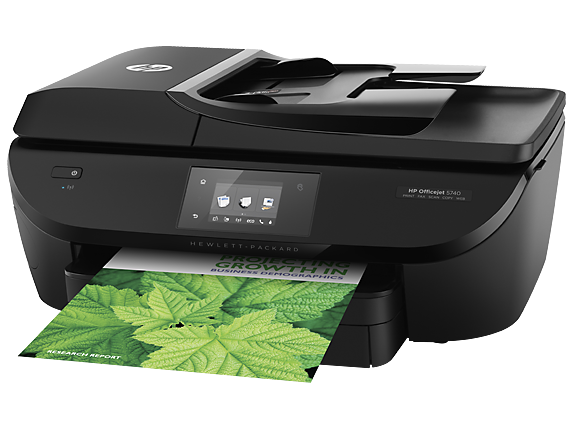 HP OfficeJet 5740 E All In One Printer