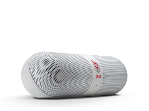 Beats Pill 2 White Speaker