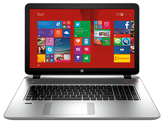 "ENVY 17t 17.3"" Intel Quad Core i7 Laptop"