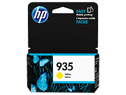 HP 935 Yellow Original Ink Cartridge