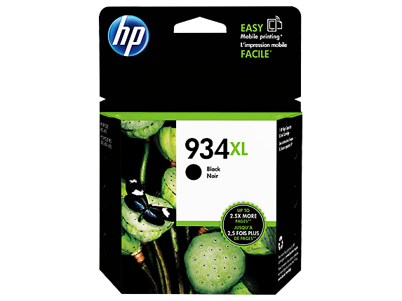 HP 934XL High Yield Black Original Ink Cartridge