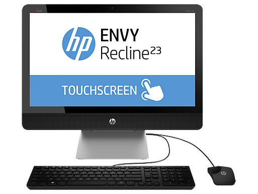 "HP ENVY Recline 23xt Touch 23"" Intel Quad Core i5 All-in-One Desktop"