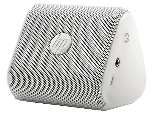 HP Roar Mini White Wireless Speaker