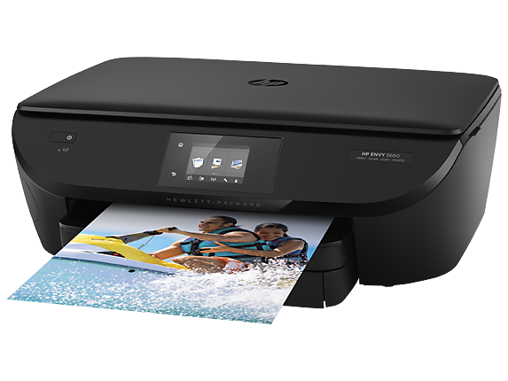 HP ENVY 5660 Wireless All-in-One Photo Printer with Mobile Printing, Instant Ink ready