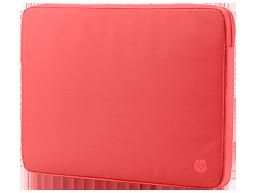 HP 14 in Spectrum Stream Peach Sleeve