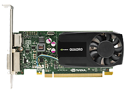NVIDIA Quadro K620 2GB Graphics Card