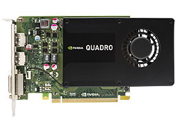 NVIDIA Quadro K2200 4GB Graphics Card