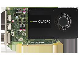 NVIDIA Quadro K2200 4GB Graphics Card