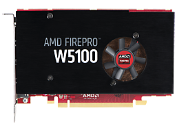 AMD FirePro W5100 4GB Graphics Card