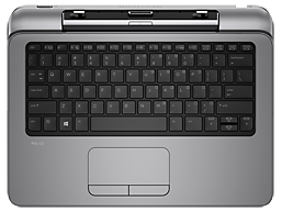 HP Pro x2 612 Backlit Power Keyboard