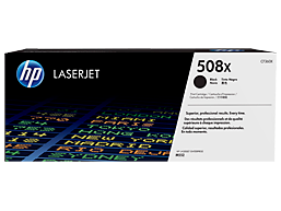 HP 508X High Yield Black Original LaserJet Toner Cartridge