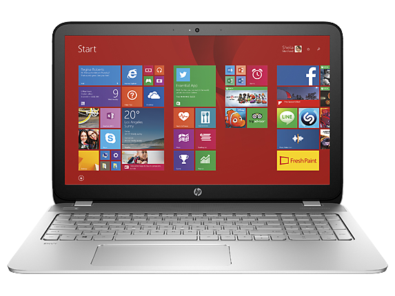 hp envy 15t slim