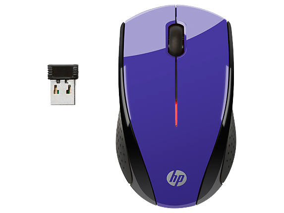 HP X3000 Purple Wireless Mouse | HP® Official Store