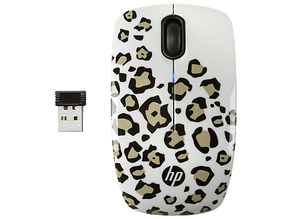 HP Z3200 Cheetah Wireless Mouse
